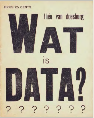 Wat is Data