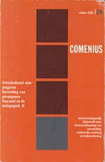 Hoe wordt macht uitgeoefend? Geannoteerde vertaling van M. Foucault, How is power exercised?